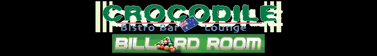 Crocodile Australian Sportsbar